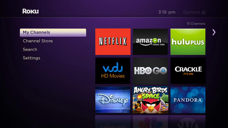 2014 Roku CNET Review